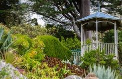 περίπτερο κήπων στοκ φωτογραφία