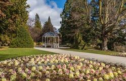 περίπτερο κήπων στοκ φωτογραφίες με δικαίωμα ελεύθερης χρήσης