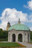 Περίπτερο ο ναός της Diana Στοκ Εικόνα