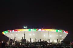 περίπτερο σαουδική Σαγ&ga Στοκ Εικόνα