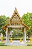 Περίπτερο της Ταϊλάνδης Στοκ φωτογραφία με δικαίωμα ελεύθερης χρήσης