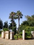 Περίπτερο του ιστορικού μουσείου Antalya στοκ φωτογραφία με δικαίωμα ελεύθερης χρήσης