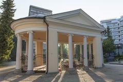 Περίπτερο Tempel σε Rogaska Slatina, Σλοβενία Στοκ φωτογραφία με δικαίωμα ελεύθερης χρήσης