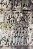 Περίπλοκες αρχαίες αρχιτεκτονικές λεπτομέρειες Στοκ φωτογραφία με δικαίωμα ελεύθερης χρήσης