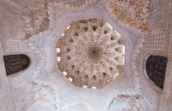 Μαυριτανικές τέχνη και αρχιτεκτονική Στοκ Εικόνα
