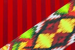 Περίληψη από το χρωματισμένο έγγραφο Στοκ εικόνες με δικαίωμα ελεύθερης χρήσης