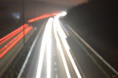 Περίληψη αυτοκινητόδρομων Στοκ φωτογραφίες με δικαίωμα ελεύθερης χρήσης
