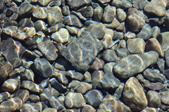 Περίληψη βράχου ποταμών Στοκ φωτογραφίες με δικαίωμα ελεύθερης χρήσης