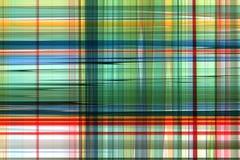 Περίληψη ζωηρόχρωμη του καρό Στοκ φωτογραφία με δικαίωμα ελεύθερης χρήσης