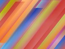 περίληψη που χρωματίζεται Στοκ εικόνα με δικαίωμα ελεύθερης χρήσης