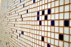 Περίληψη σύστασης υποβάθρου κεραμιδιών Στοκ εικόνα με δικαίωμα ελεύθερης χρήσης