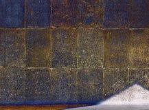Περίληψη: Φως στον τοίχο Στοκ Εικόνα