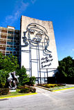 Περίληψη χάλυβα Guevara Che Στοκ φωτογραφία με δικαίωμα ελεύθερης χρήσης
