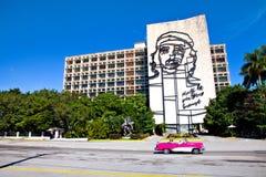 Περίληψη χάλυβα Guevara Che Στοκ Φωτογραφίες