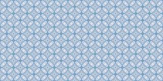 Περίληψη χειμερινών ξύλινη περίπλοκη μπλε κιρκιριών Στοκ Εικόνες