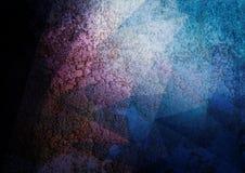 Περίληψη χρώματος κλίσης Grunge Στοκ Εικόνες