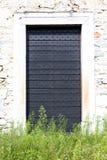 Περίληψη seprio arsago χλόης σκουριασμένη Στοκ Φωτογραφία