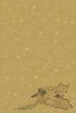 περγαμηνή Χριστουγέννων 2 Στοκ φωτογραφίες με δικαίωμα ελεύθερης χρήσης