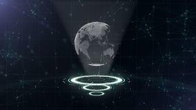 Δίκτυο δεδομένων Περιβάλλων πλανήτης Γη σε τρεις περιτυλγμένος κύκλους Κεντρική κατανομή r o r r φιλμ μικρού μήκους