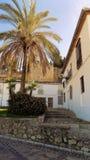 Περιβάλλον της alcazaba-Antequera-Ανδαλουσία-Ισπανίας Στοκ εικόνες με δικαίωμα ελεύθερης χρήσης