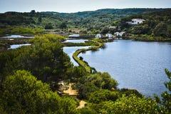 Περιβαλλοντικά προστατευόμενη περιοχή βιόσφαιρας στοκ φωτογραφίες με δικαίωμα ελεύθερης χρήσης