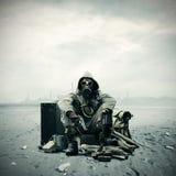 Περιβαλλοντική καταστροφή Στοκ Εικόνα