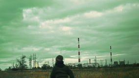Περιβαλλοντική ρύπανση του σωλήνα εγκαταστάσεων φιλμ μικρού μήκους