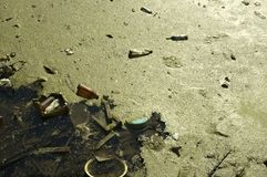 περιβαλλοντική ρύπανση Στοκ φωτογραφίες με δικαίωμα ελεύθερης χρήσης