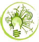 περιβαλλοντικό εικονίδ& απεικόνιση αποθεμάτων