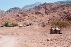 Περιβαλλοντικά προστατευόμενη περιοχή βιόσφαιρας της Dana, Ιορδανία, Μέση Ανατολή Στοκ εικόνα με δικαίωμα ελεύθερης χρήσης