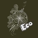 Περιβαλλοντικές τάσεις απεικόνιση αποθεμάτων