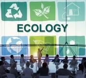 Περιβαλλοντική αύξηση Γ προστασίας συντήρησης ζωής συντήρησης Στοκ Εικόνα