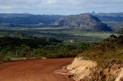 Περιβαλλοντικό πάρκο του Minas Gerais Στοκ Εικόνες