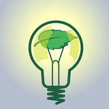 Περιβαλλοντικό φως Στοκ Εικόνα