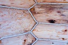 Περικοπή μιας δομής δέντρων Στοκ εικόνα με δικαίωμα ελεύθερης χρήσης