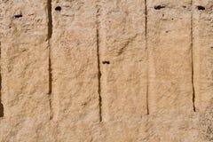 Περικοπή Stone ασβεστόλιθων/δολομίτη Στοκ Φωτογραφία