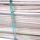 περιοδικά δεσμών παλαιά Στοκ φωτογραφίες με δικαίωμα ελεύθερης χρήσης