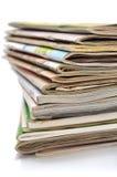 περιοδικά παλαιά Στοκ εικόνες με δικαίωμα ελεύθερης χρήσης
