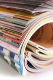 περιοδικά πολλά στοκ φωτογραφία με δικαίωμα ελεύθερης χρήσης