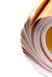 περιοδικά στοκ εικόνα