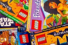 Περιοδικά Lego Στοκ Εικόνα