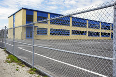 περιορισμένο σχολείο πα Στοκ Φωτογραφία