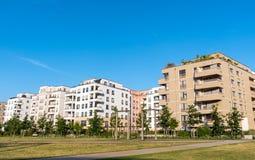 Περιοχή ανάπτυξης στο Βερολίνο Στοκ Φωτογραφία
