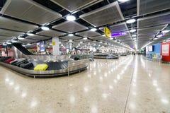Περιοχή αξίωσης αποσκευών Στοκ φωτογραφία με δικαίωμα ελεύθερης χρήσης