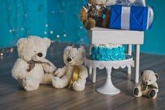 Περιοχή για τους βλαστούς φωτογραφιών για το μωρό στα πρώτα γενέθλια 9221 Στοκ φωτογραφία με δικαίωμα ελεύθερης χρήσης