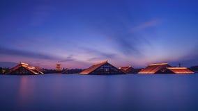 Περιοχή λειψάνων Fu Guang Στοκ φωτογραφία με δικαίωμα ελεύθερης χρήσης