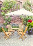 Περιοχή διατάξεων θέσεων κήπων Στοκ εικόνα με δικαίωμα ελεύθερης χρήσης