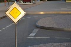 Περιοχή κατάρτισης οδηγών Στοκ φωτογραφία με δικαίωμα ελεύθερης χρήσης