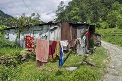 Περιοχή κυκλωμάτων Annapurna Στοκ Εικόνες