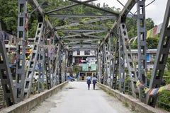 Περιοχή κυκλωμάτων Annapurna Στοκ εικόνες με δικαίωμα ελεύθερης χρήσης